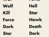 creating comic book character names names