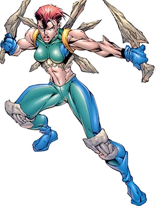 Mutant Named Marrow