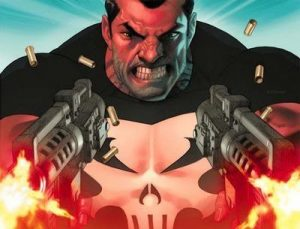 Gene Hunt vs The Punisher