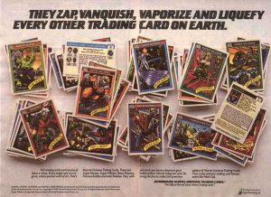 Marvel Universe Trading Cards