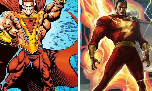 Captain Marvel & Prime