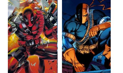 Deadpool  Marvel Comic...