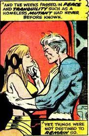 Marvel Marriages Quicksilver