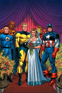 Marvel Marriages Sentry