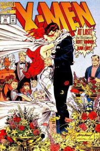 Marvel Marriages Xmen