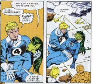 Marvel Marriages Storm Masters