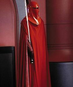 Star Wars Royal Guard costume fail