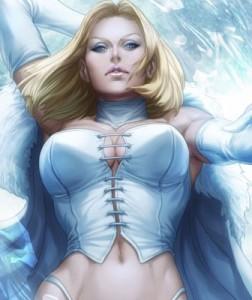 White Queen sexy no costume fail