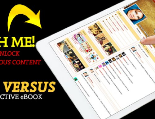 Bible Versus – An Interactive eBook