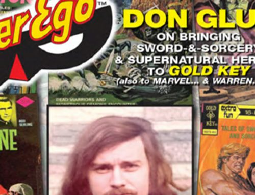 Alter Ego issue 143 – Don Glut