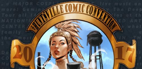 Huntsville Comic Con