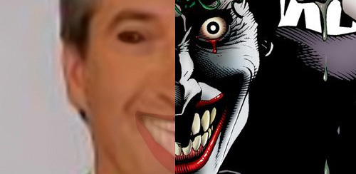 Mark Pitta Joker
