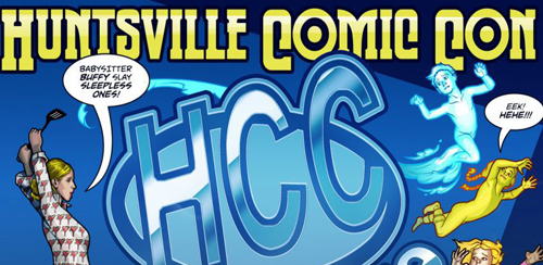 Huntsville Comic Convention
