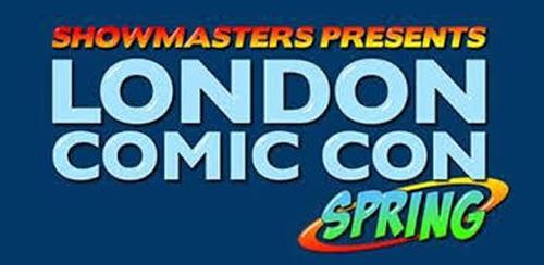 London Comic Con Spring 2019