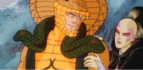 My husbando Serpentor