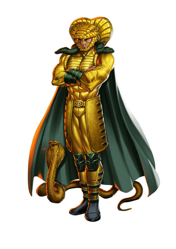 Serpentor husbando