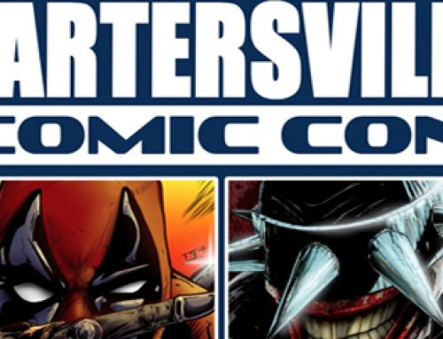 Cartersville Comic Con 2019 Appearance