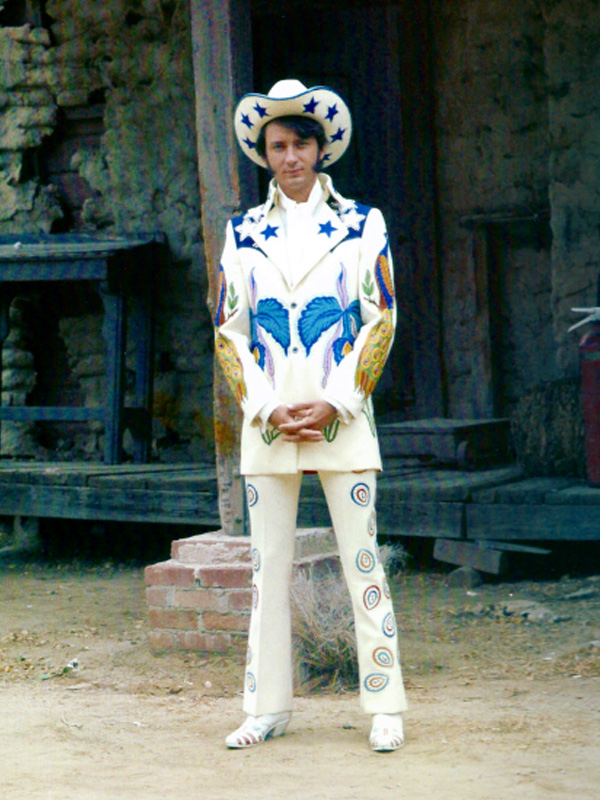Michael Nesmith Nudie Suit front